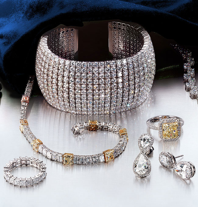 Frank Vernon Has Been Helping Clients Communicate In A Universal Language Through The Gift Of Exquisite Jewels For Over Five Decades